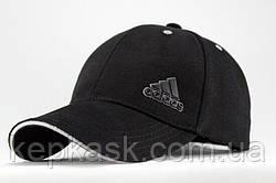 Бейсболка коттон Black Adidas-1