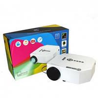 Видеопроектор Wanlixing W883 150 Lum FHD 1920x1080, домашний проектор.
