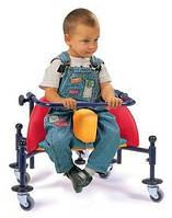 Б/У Сидячий тренажер для ходьбы Бирилло Ormesa Birillo Pre-Gait Trainer / Walker Chair Floor Sitter size 4