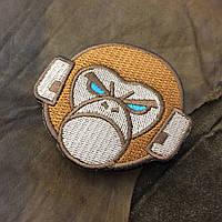 Патч Velcro Monkey Head