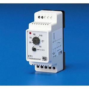Терморегулятор для обогрева труб и ёмкостей в пром.условиях ETI-1551- OJ Electronics (Дания), гарантия 3 года.