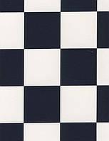 Самоклейка, PATIFIX, шахматная доска, черный, белый, 45 cm
