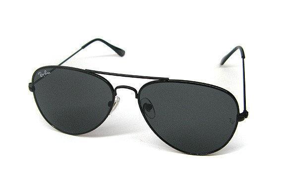 253a10e742d7 Черные очки авиаторы солнцезащитные Ray Ban - Остров Сокровищ магазин  подарков, сувениров и украшений в