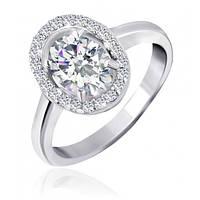 """Серебряное кольцо с камнями """"403"""""""