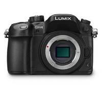 Panasonic Lumix G DMC-GH4R V-log body