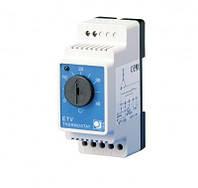 Терморегулятор для систем  обогрева труб и ёмкостей ETV-1991 - OJ Electronics (Дания), гарантия 3 года.