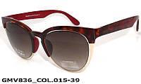 Качественные солнцезащитные очки GMV836 COL.015-39