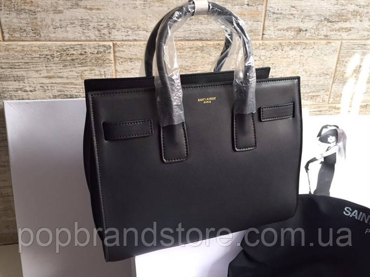 4481cdc5bb1a Классическая женская сумка SAINT LAURENT Sac de Jour (реплика) - Pop Brand  Store