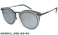 Женские очки от солнца KJ2011 COL.02-51