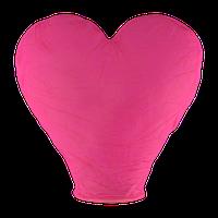 Небесный фонарик SKY сердце, фото 1
