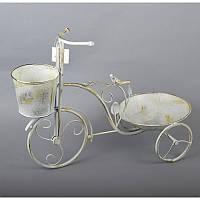 """Подставка под цветы """"Велосипед"""" B2410"""