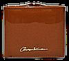 Женский лаковый кошелек BАLISА рыжего цвета из кожзама WLP-069872
