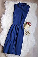 Платье с воротником H&M
