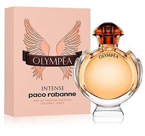 Paco Rabanne Olympea Intense парфюмированная вода 80 ml. (Пако Рабан Олимпия Интенс)