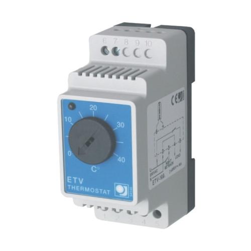 Терморегулятор механический для теплого пола ETV-1999 Oj Electronics Гарантия 3 года