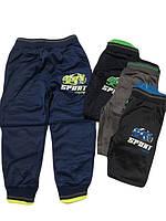 Спортивные утеплённые штаны для мальчиков, Active Sport размеры 6-36мес, арт. HZ-5934