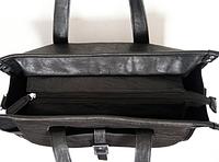 Мужская кожаная сумка. Модель 61346, фото 8