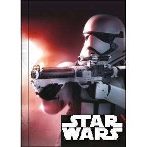 Блокнот Звёздные войны - Имперский штурмовик (160 лист. твердая обложка ,формат А6,твердая боложка) 22354211, фото 2