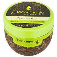 Маска восстанавливающая интенсивного действия с маслом арганы и макадамии Macadamia Deep Repair Masque 470 мл