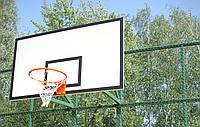 Щит баскетбольный 1200х900 металлический
