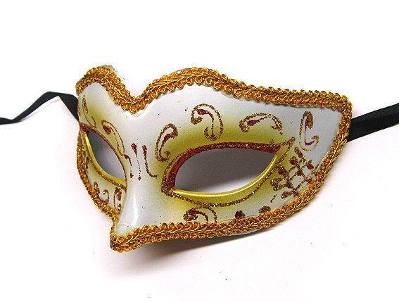 Венецианская маска женская для карнавала