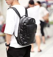 Мужской кожаный рюкзак. Модель 61348, фото 5