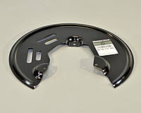 Защита заднего тормозного диска (R, правая) на Renault Kangoo II 2008-> Renault (Оригинал) - 8200715360