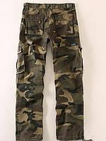 Качественные тактические штаны RINGSPUN - модель 7102 для мужчин. Удобные штани. Купить онлайн. Код: КДН2198