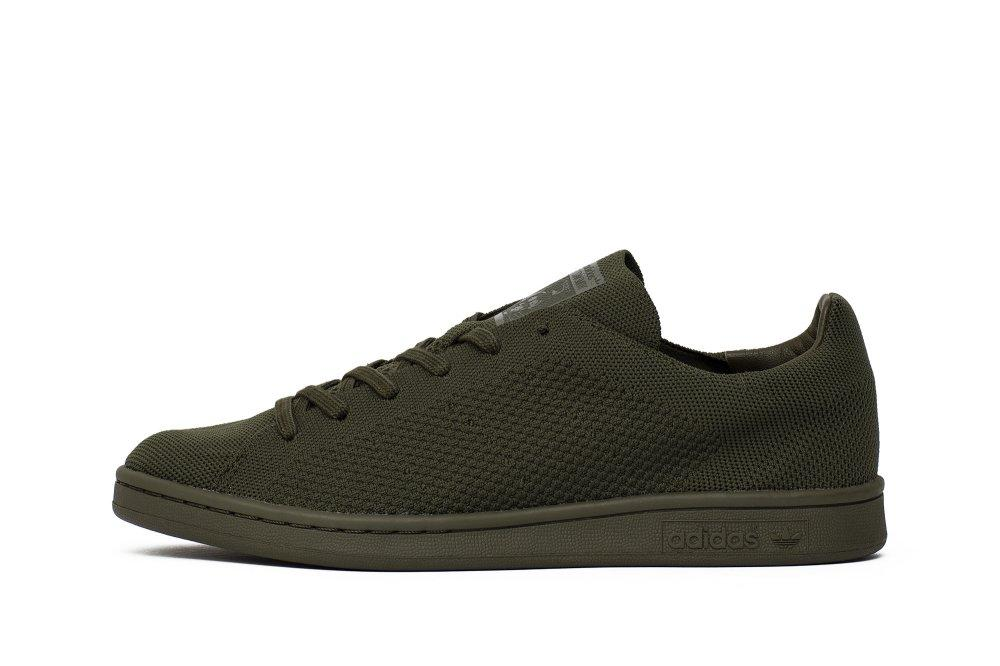 arriving low cost amazing price Оригинальные мужские кроссовки Adidas Stan Smith Primeknit