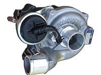 Турбина (ОБМЕН) на Renault Kangoo II 2008-> 1.5dCi (68 л.с.) - BorgWarner (Восстановленная) - 54359980033