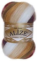 ALIZE Angora Gold Batik (ангора голд батік)
