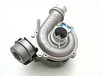 Турбина (ОБМЕН) на Renault Kangoo II 2008-> 1.5dCi (103 л.с.) - BorgWarner (Восстановленная) - TL54399880027