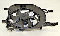 Вентилятор радиатора в диффузоре на Renault Trafic II 2001->2014 (+/-AC) - Polcar (Польша) - O 602623W1