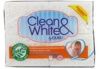"""Хозяйственное мыло для стирки детских вещей""""Clean&White"""" 4 *125"""