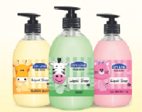 Детское жидкое мыло On Line Kids Time, 500мл