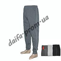 Мужские теплые трикотажные брюки с начесом 8832 оптом со склада в Одессе(7км.)