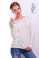 Вязаные женские свитера Ивона-5