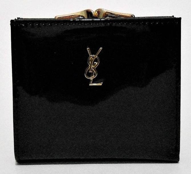 Женский лаковый кошелек BАLISА черного цвета из кожзама WLP-069892, фото 1