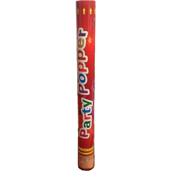 Пневмохлопушка c конфетти 50 см