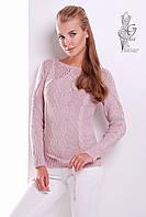 Вязаные женские свитера Ивона-7