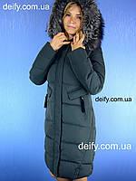 Пальто женское на тинсулейте (M-3XL), пуховики Symonder 7110,  Hailuozi, Peercat, Meajiateer, Visdeer, Jarius