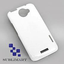 Чехол для 3D сублимации на HTC One M7 глянец, фото 3