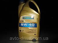 Синтетическое моторное Ravenol VSI Sae 5w40