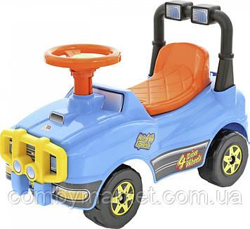 Автомобиль каталка Джип 3910