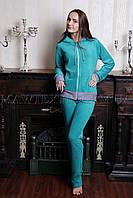 Пижама женская мята