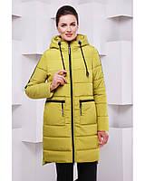 Женское зимняя куртка в 7ми цветах ML-084