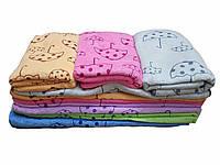 Плюшевые полотенца из микрофибры 70*35см, фото 1