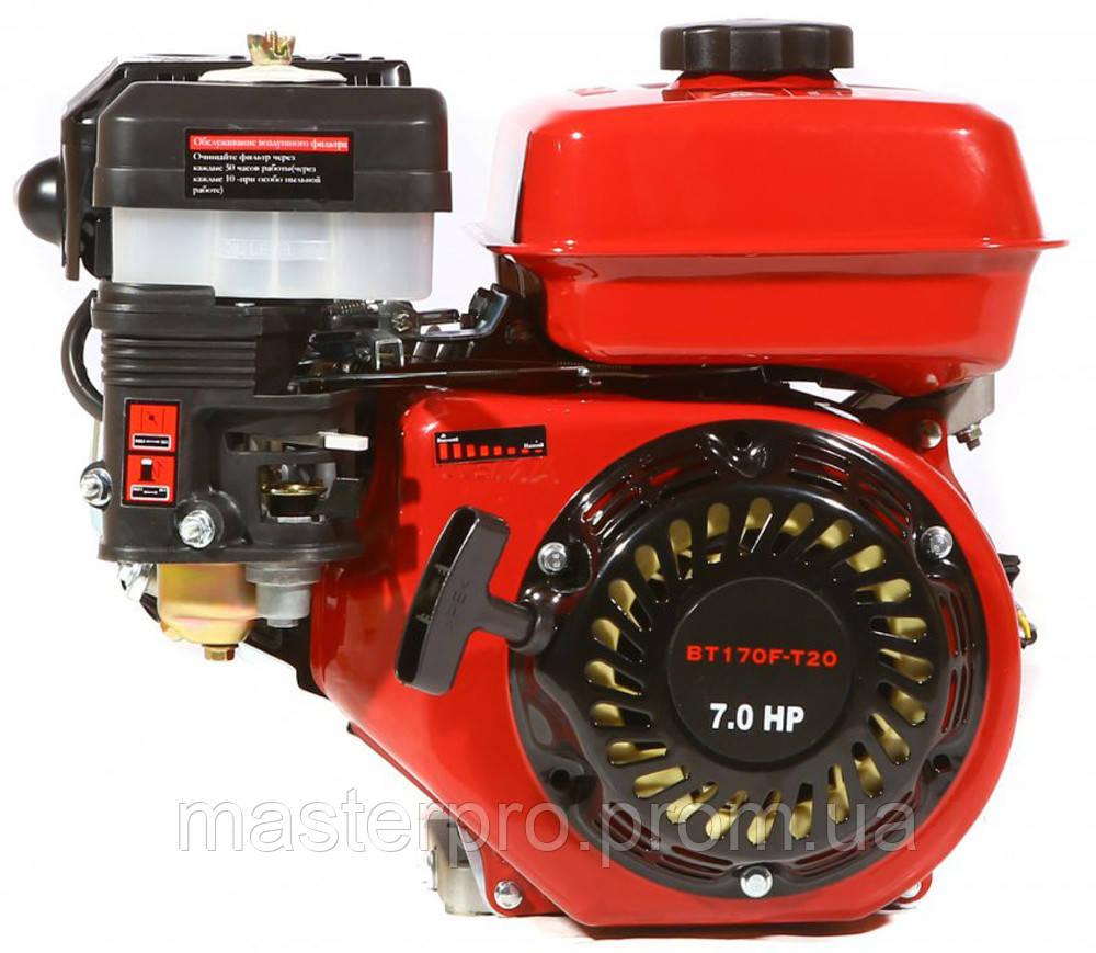 Двигатель бензиновый Weima BT170F-T/20