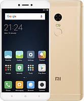 """Смартфон Xiaomi Redmi Note 4X 4/64Gb, золотой, Helio X20, 10 ядер, 13/5Мп, 5.5"""", 2Sim, 4100мА, 4G, фото 1"""