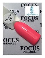 Гель лак Focus Premium від Oxxi 8мл №14, фото 1
